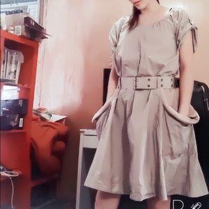 Designer cool dress